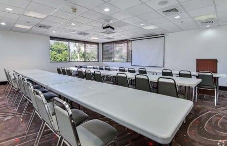 Meeting room.