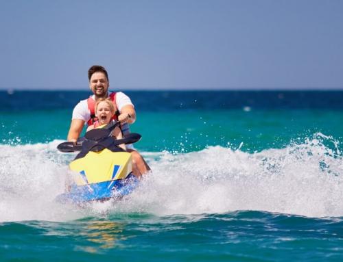 Ride the Fort Lauderdale Waves on a Jet Ski Rental